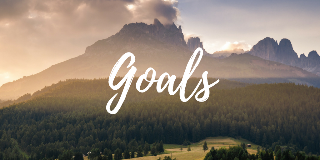 How to Set Goals and Achieve Them in 4 Steps